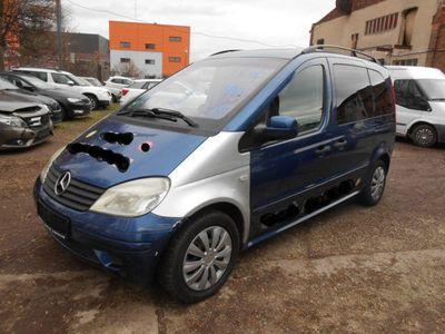 gebraucht Mercedes Vaneo Ambiente 1.9 TÜV07/19 Euro3/D4 Klima