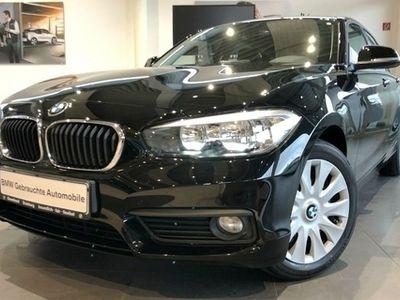 gebraucht BMW 116 i Advantage Sitzhzg. PDC GRA