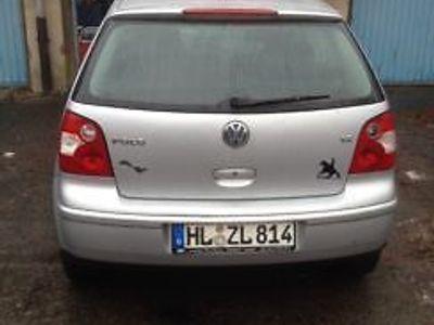 gebraucht VW Polo VW9n 1,2 an Bastler