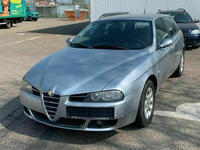 gebraucht Alfa Romeo 156 1.8 16V /Klima/CD/Multifunktion