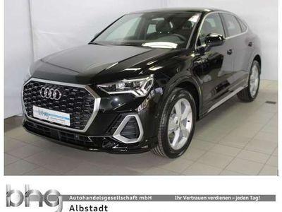 gebraucht Audi A7 Q3 Sportback Q3 Sb TDI 2.0 R4110