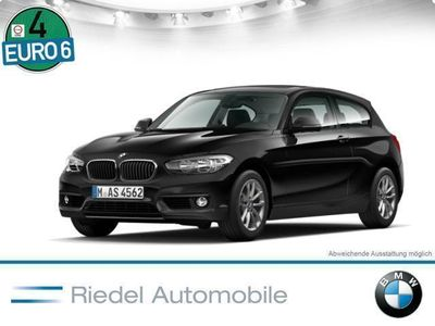 used BMW 118 d 3-Türer