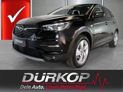 gebraucht Opel Grandland X 120 Jahre 1.2 Turbo Automatik/Navi/Winterpaket/Rückfahrkamera
