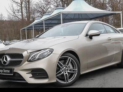 gebraucht Mercedes E300 Coupé AMG Comand LED Kamera SportAbgas uvm