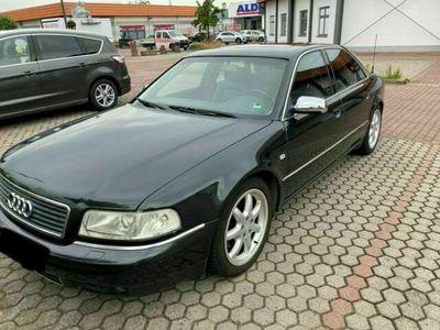 gebraucht Audi A8 !!!! TauscheD2 4.2 Quattro LPG ge...