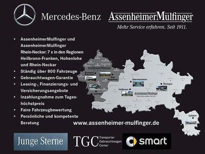 gebraucht Mercedes A180 **Urban/LED/Klima**