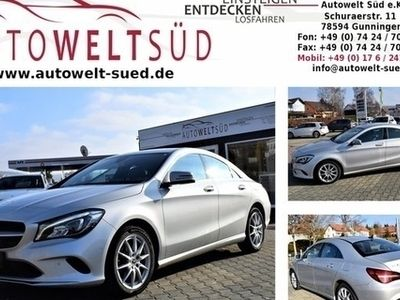 second-hand Mercedes CLA180 Coupe Urban LED Apple Android RCam KeyL