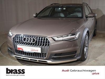 gebraucht Audi A6 Allroad quattro 3.0 TDI quattro 235 kW (320 PS) 8-stufig tiptronic