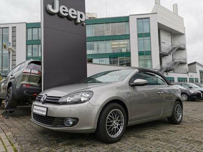gebraucht VW Golf Cabriolet VI 1.2l TSI Life AHK SITZHEIZUNG
