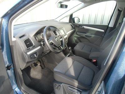 gebraucht VW Sharan CL BMT 2.0 TDI KLIMA*NAVI*ALU