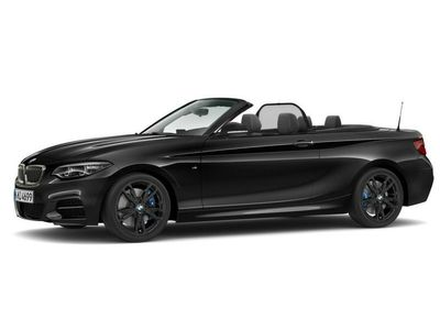 gebraucht BMW M240 xDrive LCI Cabrio Black Beauty ohne OPF als Cabrio/Roadster in Leipzig
