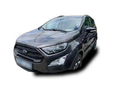 gebraucht Ford Ecosport 1.0 EcoBoost ST-Line Start/Stopp (EURO 6d-TEMP)