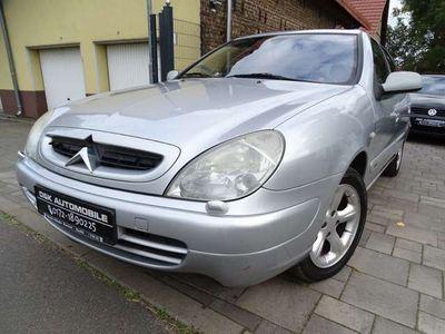 gebraucht Citroën Xsara Kombi 1.6 16V Exclusive