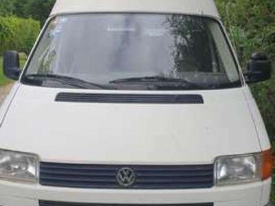 gebraucht VW T4 OHNE tüv für Bastler!