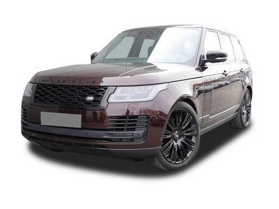 gebraucht Land Rover Range Rover 5.0 Benzin