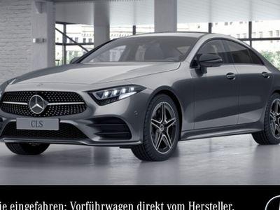 gebraucht Mercedes CLS400 d Cp. 4M AMG WideScreen 360° Burmester