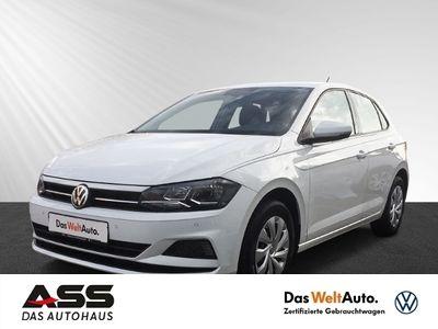 gebraucht VW Polo Comfortline 1.0 KLIMA NAVI -