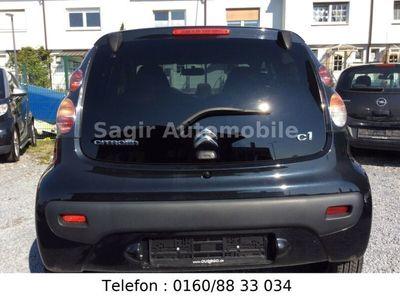 käytetty Citroën C1 Selection*Klima*5-türig*Scheckheft*38.062 KM*