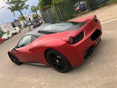gebraucht Ferrari 458 Italia Coupé 570PS