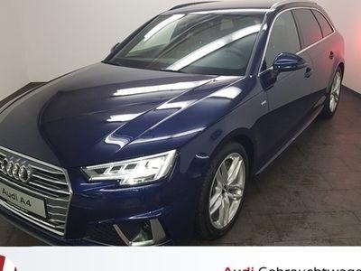 gebraucht Audi A4 Avant 45 TFSI q. S tronic S line Navi+.LED S-