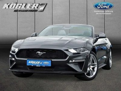 gebraucht Ford Mustang Cabrio 2.3/dt. Modell -8%*