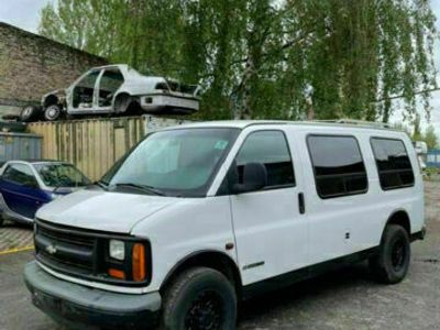 gebraucht Chevrolet Express 2500