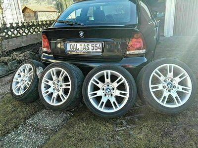 gebraucht BMW 318 Compact TI als in Halblech