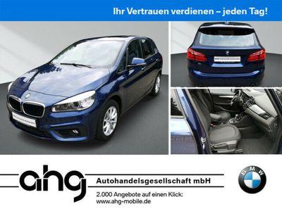gebraucht BMW 220 Active Tourer d xDrive Aut. Euro6 Navi Panora