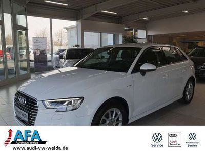 gebraucht Audi A3 Sportback e-tron 1,4 TFSI S tronic Navi+*SHZ*Standhzg*LED