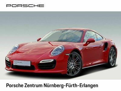 gebraucht Porsche 911 Turbo 99120-Zoll Sportsitz Plus Navi Handyv als Sportwagen/Coupé in Nürnberg