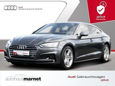 gebraucht Audi A5 Sportback sport 40 TDI S line HeadUp Matrix LED Ei