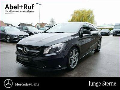 gebraucht Mercedes CLA250 - BENZ4MATIC AMG Distr Pano BiXenon H&K Standh