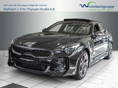 gebraucht Kia Stinger 3.3 V6 T-GDI GT GD inkl. Wartung 3 Jahre