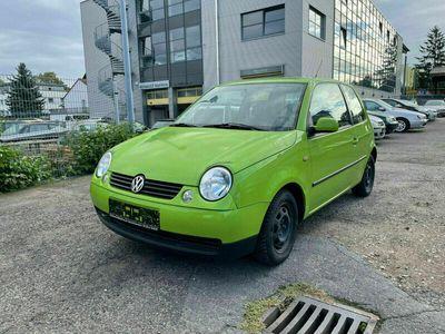 gebraucht VW Lupo Basis BT. RADIO. Einsteiger Fahrzeug
