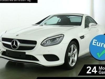gebraucht Mercedes 180 SLC9Gtronic LEDILS PTC 17 Zoll Navi
