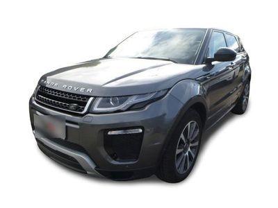 gebraucht Land Rover Range Rover evoque 2.0 TD4 SE Dynamic StartStopp