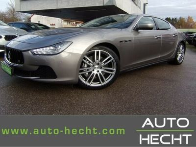 gebraucht Maserati Ghibli 3,0 V6 Diesel, 20 Zoll, Kamera, Euro6