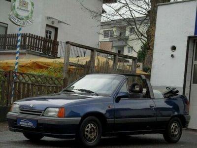 used Opel Kadett Cabriolet 1.6i 2.Hand *71.000*KM Original