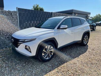 gebraucht Hyundai Tucson LAGER 1.6 DCT 48V Navi Keyless SHZ ALU18