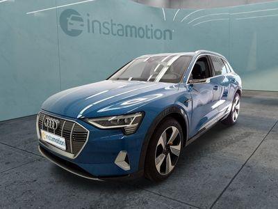 gebraucht Audi E-Tron eTron55 advanced/Matrix/B&O/Leder/Pano/ACC