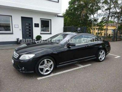 gebraucht Mercedes CL500 4MATIC AMG * VOLL + LEDER SAHARA BEIGE * als Sportwagen/Coupé in Essen