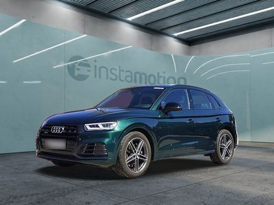 gebraucht Audi SQ5 SQ5TDI AHK Sitzbelüft. Luftfahrw. Optik-Schwarz