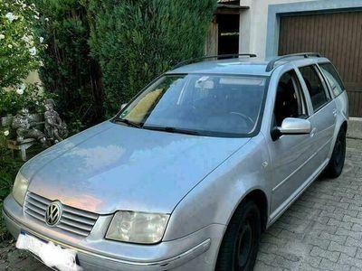 gebraucht VW Bora Golf 1.6 Automatik/ Klimaautomatik/ Kombi