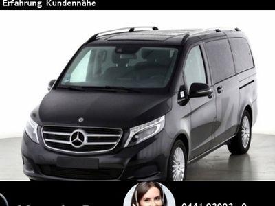 gebraucht Mercedes V220 d Edition Lang AHK 2,5t*2 x Schiebetür*LED