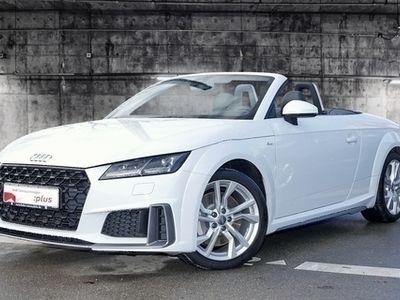 gebraucht Audi TT Roadster 45TFSI S-Line LED Navi Einpark Sitzh Tempo