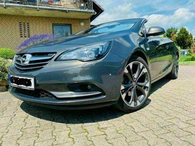 gebraucht Opel Cascada 2.0 CDTI Innovation, 20zoll,Leder,Voll