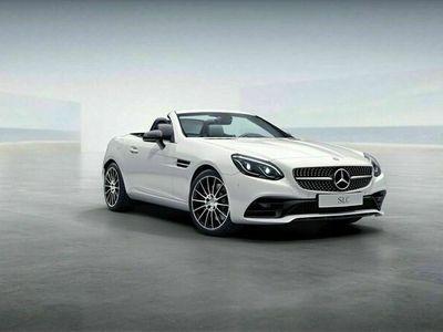 gebraucht Mercedes SLC300 AMG Line