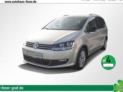 gebraucht VW Sharan 2.0 TDI BMT Comfortline RNS 510 KAMERA FS