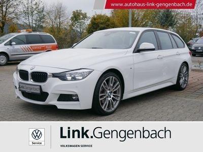 gebraucht BMW 320 3er i Kombi M Sport Navi Bluetooth HUD Klima