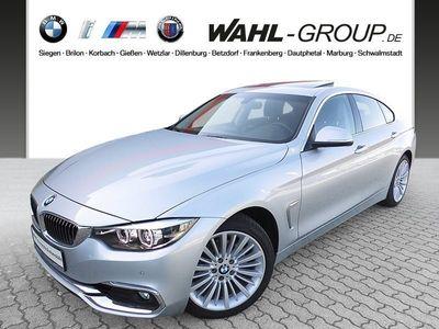 gebraucht BMW 420 i Luxury Line Automatik   Navi Glasdach LED